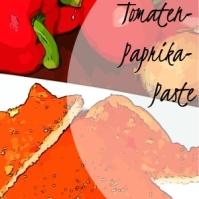 Tomaten-Paprika-Paste