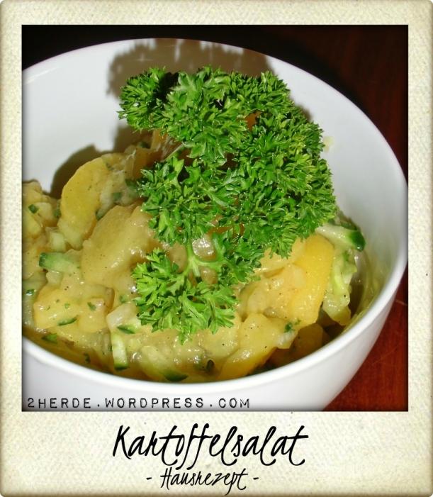 Kartoffelsalat - Hausrezept 1a