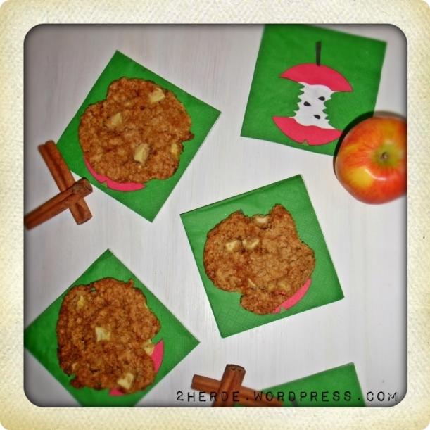 Apfel-Zimt-Cookies 1